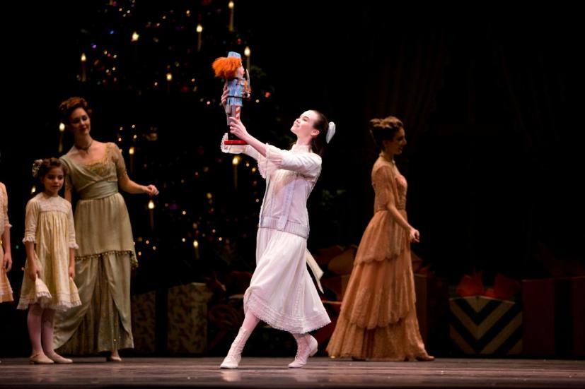 SF Ballet Nutcracker Online