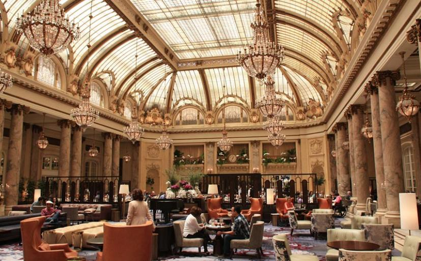 Take a Family Summer Staycation at the Palace Hotel in San ...