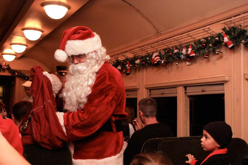 Old Town Sacramento Halloween 2020 Canceled: 2020 Polar Express Train Rides in Old Sacramento and