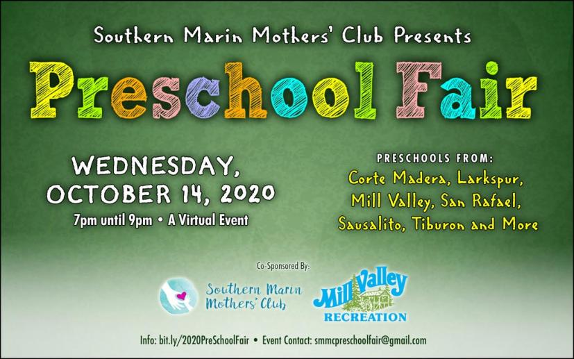 Southern Marin Mother's Club Preschool Fair