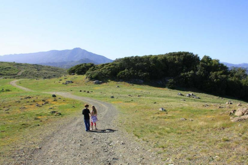 Ring Mountain Open Space Preserve
