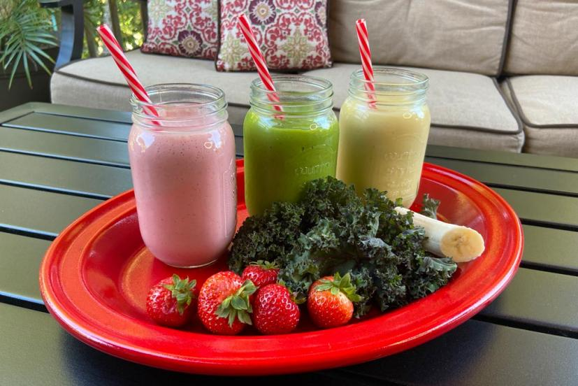3 Healthy And Delicious Smoothie Recipes Marin Mommies