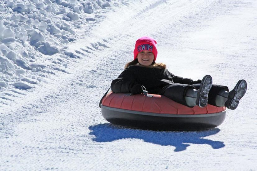 Go Play in the Snow! Great Places for Family Snow Play in