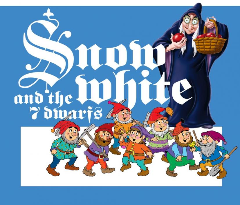 CTA Snow White and the Seven Dwarfs