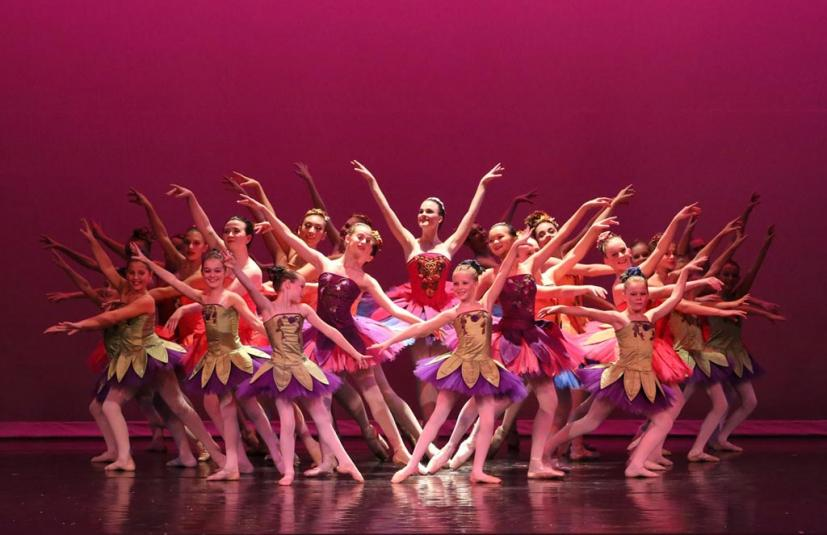Stapleton Ballet Nutcracker Marin Center