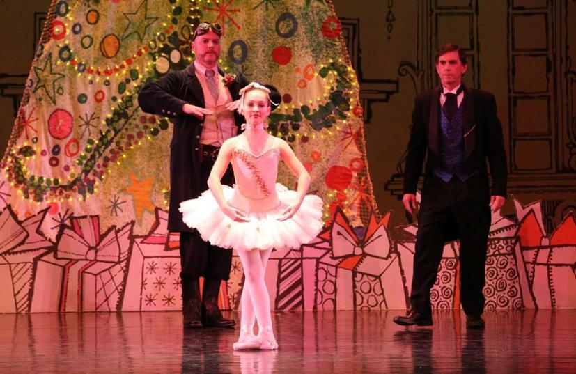 Stapleton Ballet Nutcracker Marin Center