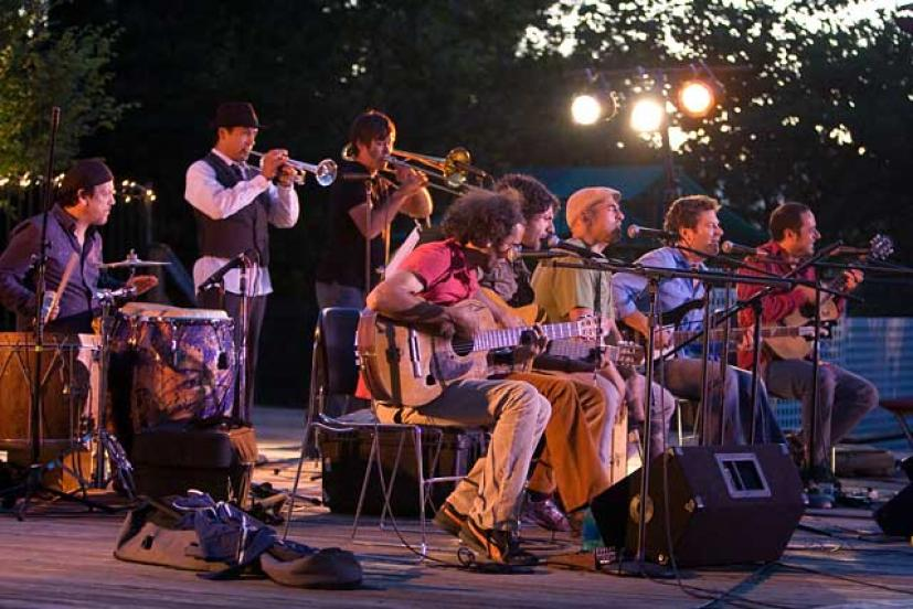 Festival of Summer Nights Osher Marin JCC