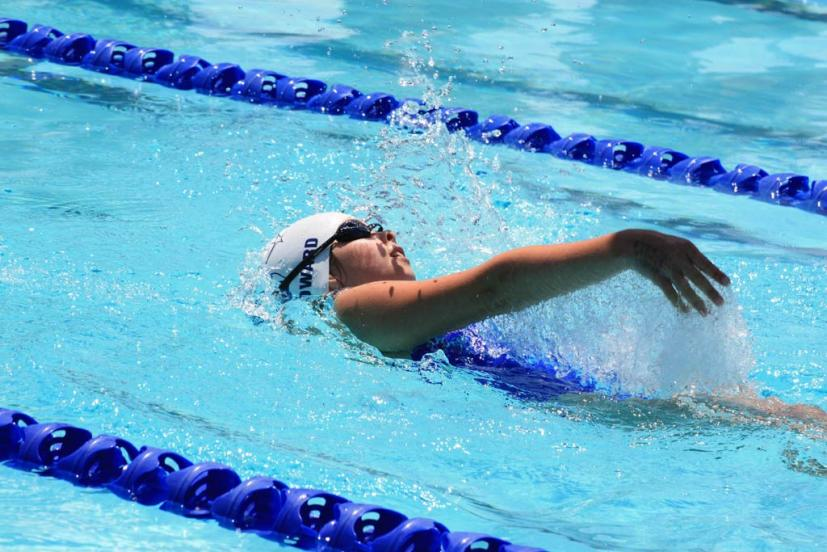Swim team Marin Swim League