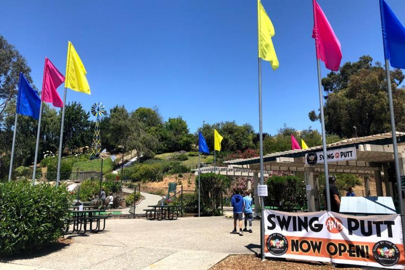 Swing-n-Putt McInnis Park
