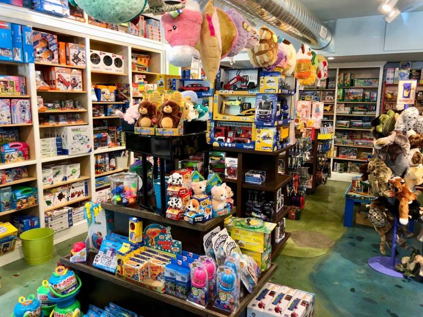 ToyHouse toy store in Mill Valley