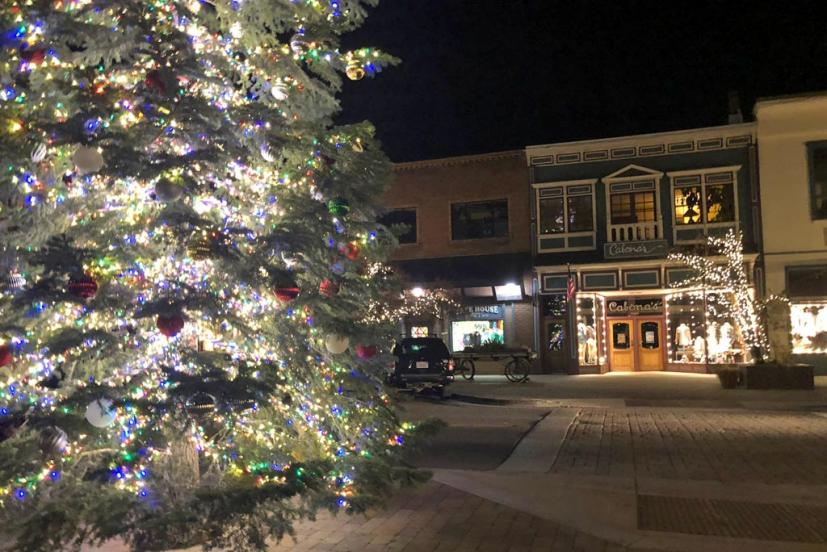 Christmas In Lake Tahoe.Family Fun Winter Holiday Events In North Lake Tahoe