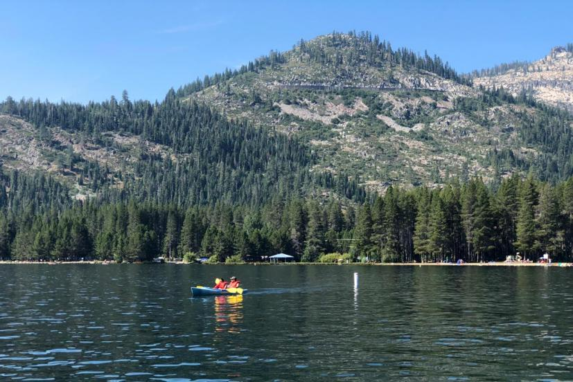 Donner Lake Truckee
