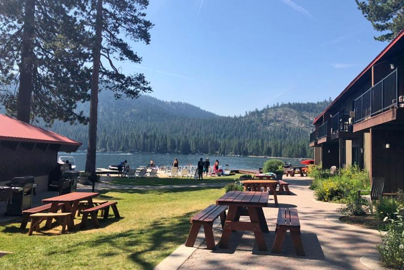 Donner Lake Village Truckee