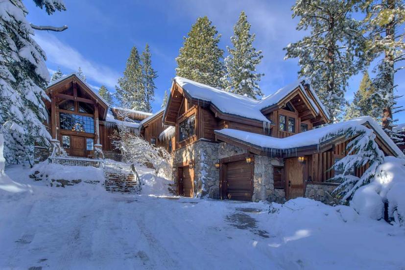 Tahoe lodging