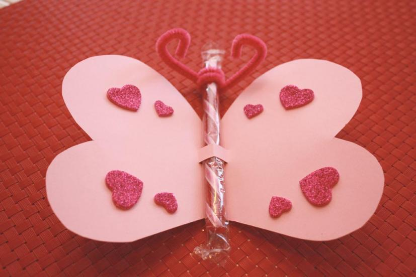 Butterfly Valentines