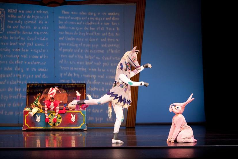Velveteen Rabbit ODC/Dance holiday performace