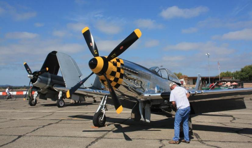 Planes, Air Museums, and Aviation Fun in the San Francisco