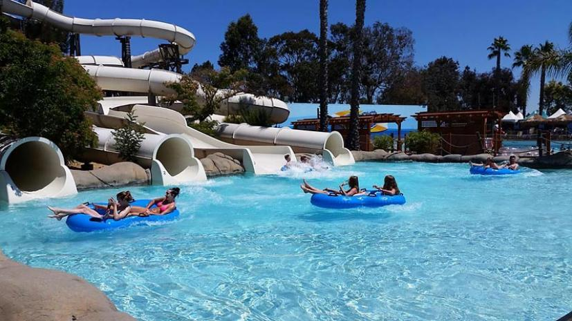 Water parks Bay Area