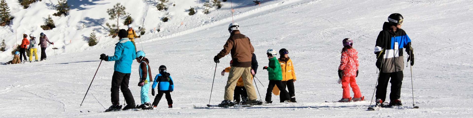 Lake Tahoe Family Fun