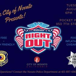 National Night Out Novato