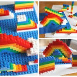 Lego Club at Novato Public Library