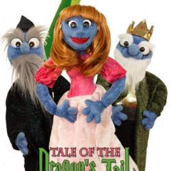 Puppet Art Theater presents: Tale of the Dragon's Tail