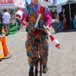 Jeremy the Juggler