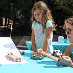 Drop-in Art Program: Collage at Bay Area Discovery Museum
