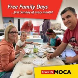 Marin MOCA Family Days