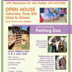 Free Petting Zoo Event for Kids
