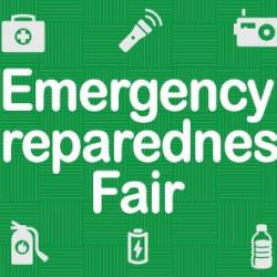 Free Emergency Preparedness Fair for the entire community