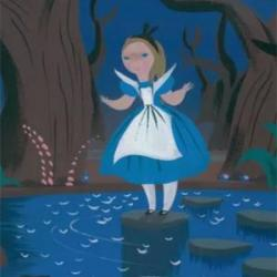 Alice in Wonderland, The Walt Disney Museum San Francisco