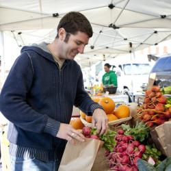 Marin Country Mart Farmers Market