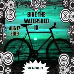 Bike The Watershed IX, San Rafael CA