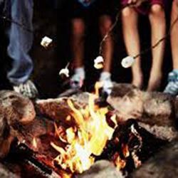 Campfire Program at Petaluma Adobe