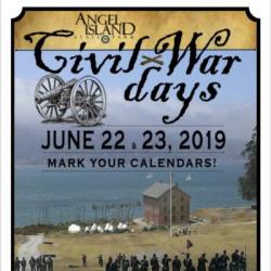 Civil War Days on Angel Island State Park | Marin Mommies