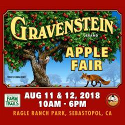 Gravenstein Apple Fair