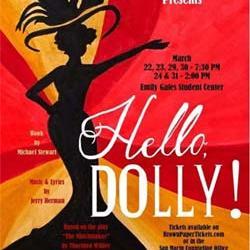 Hello Dolly! San Marin High School