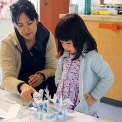 Bay Area Discovery Museum, Art Program: Ice Castles