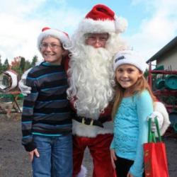 Reindeer Ridge Christmas Tree Farm–Sebastopol
