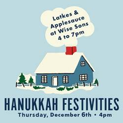 Marin County Mart Hanukkah Celebration