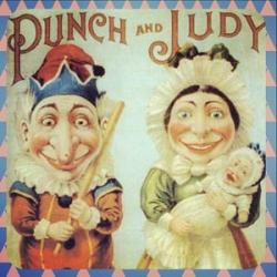 Punch & Judy at the Poppy Store