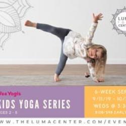 Wee Yogis Kids Yoga Series