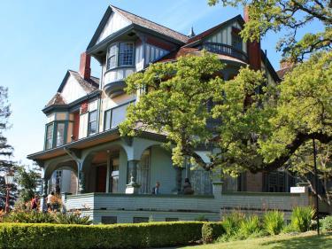 Falkirk Mansion San Rafael