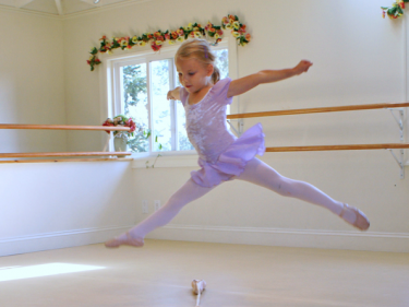Ballet Classes for Kids in Marin