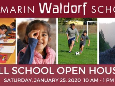 Marin Waldorf School, San Rafael