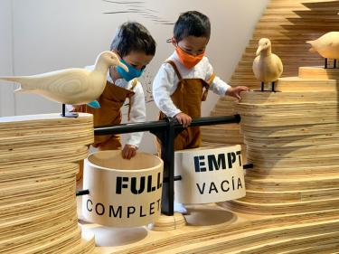 Bay Area Discovery Museum Tot Spot