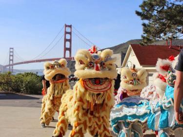 Chinese New Year, Marin, Family Fun