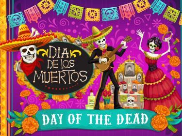 Dia de los Muertos San Rafael