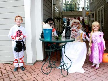 Halloween events Marin